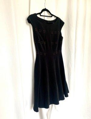 Neu: Schwarzes Cocktailkleid Kleid von Sandro Ferrone