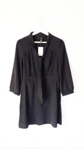 *NEU* Schwarzes elegantes Blusenkleid