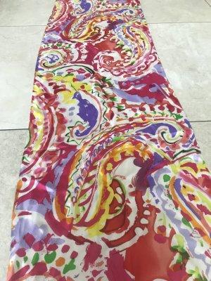 Lauren by Ralph Lauren Bufanda de seda multicolor Seda