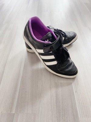 Adidas Originals Klittenband Sportschoenen veelkleurig Leer