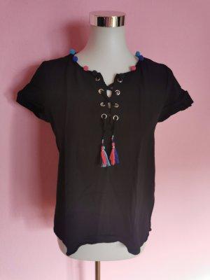 *NEU* Shirt mit Quasten und Bommel (K4)
