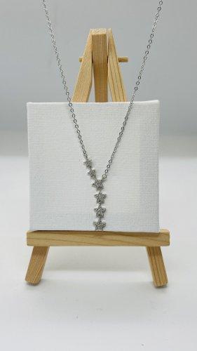 Neu silber 925 überzogen halskette neu