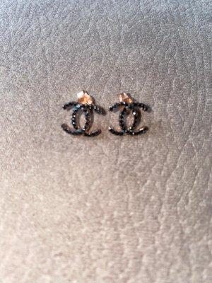 Neu Silber vergoldete Ohrringe
