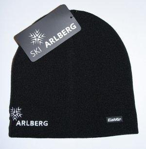 Eisbär Cappello a maglia nero