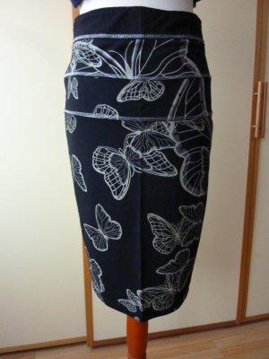 Smash Midi Skirt multicolored viscose