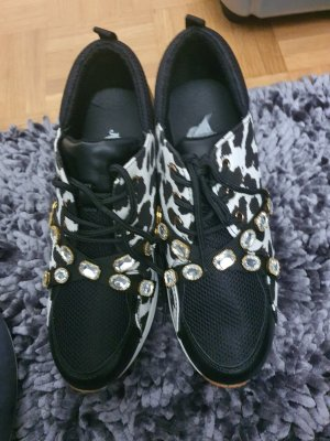 Chaussure skate noir