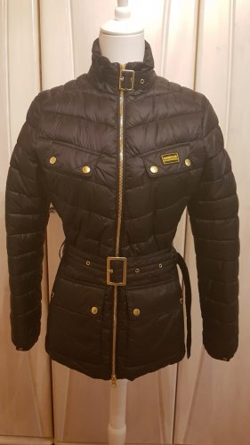 NEU Soft-Daunenjacke BARBOUR International Gr.36