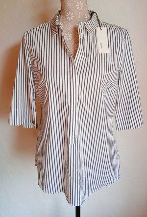 NEU-SOMEDAY, MARITIM LOOK, Hemd Bluse, Blau Weiss, Streifen, 38, NP 65€, STYLISH