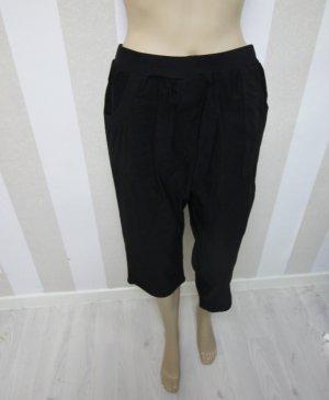 3/4-broek zwart