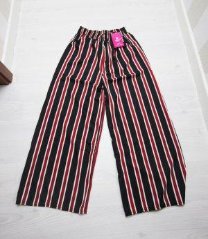 Pantalone palazzo multicolore