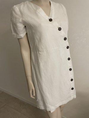 0039 Italy Vestido de Verano blanco