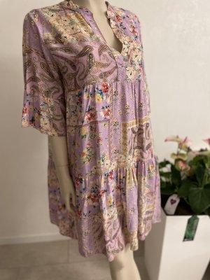 0039 Italy Summer Dress pink