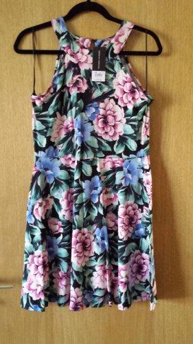 NEU Sommerkleid Blumenprint