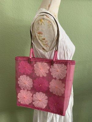 Neu* sommerliche Tasche* pink
