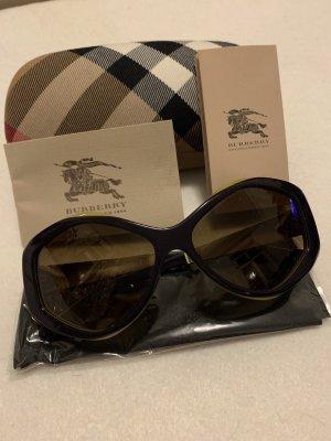 Burberry Gafas de sol ovaladas negro