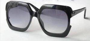 Dior Gafas de sol cuadradas negro acetato