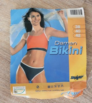 Bikini veelkleurig Gemengd weefsel