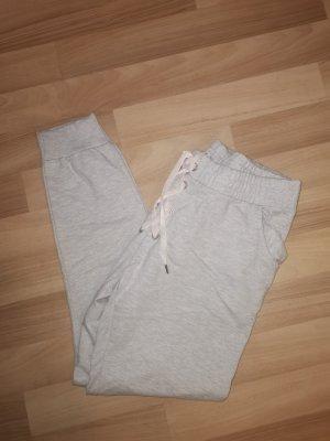 keine Marke Pantalone da abito grigio chiaro