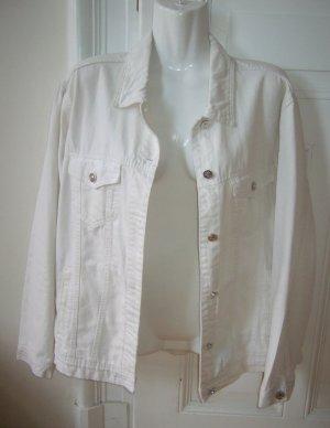 Springfield Denim Jacket white-natural white
