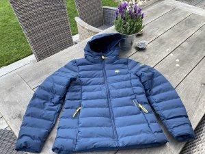 Schmuddelwedda Quilted Jacket dark blue-blue