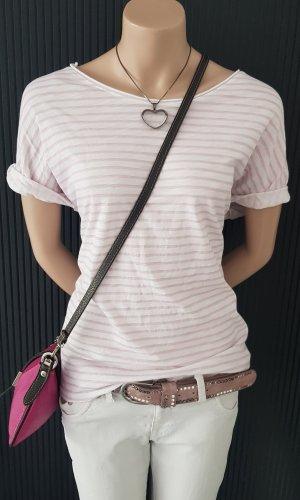 ☆ NEU - Streifenshirt von V Milano - Gr. L ☆