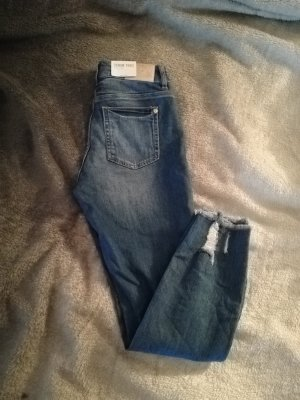 Denim 1982 Stretch Jeans slate-gray-blue