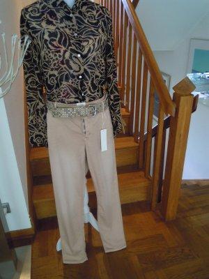 NEU: Stretch-Pants von ESPRIT, beige / nude, Gr. 42