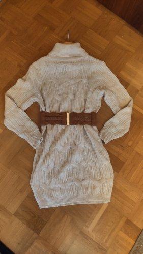 Mohito Abito maglione crema-beige