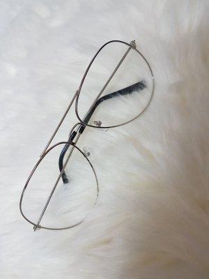 Neu! Stylische Brille im Retro Style [ohne Stärke]