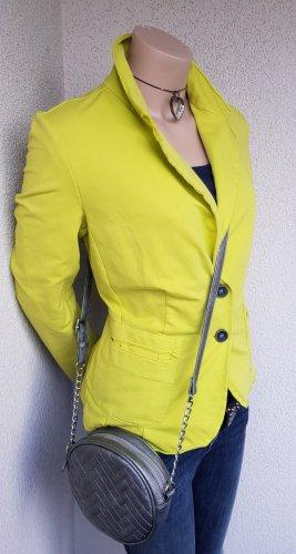 Julia Wang Marynarka dresowa żółty