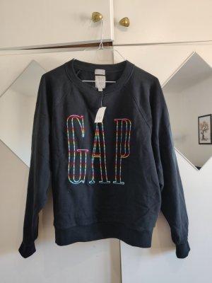 NEU Sweater von GAP mit Regenbogenschrift