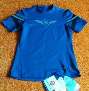 medico T-shirt de sport violet lycra