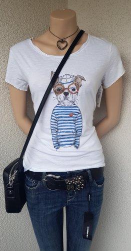 ☆ NEU - T-Shirt mit Nieten - Gr. M ☆
