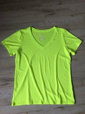 Neu T-Shirt/ neongrün