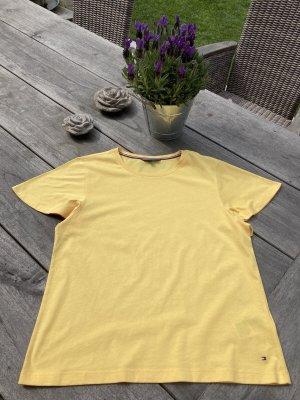 NEU T-Shirt TOMMY HILFIGER Gr. S gelb