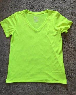 Neu T-Shirt von Nike neongrün