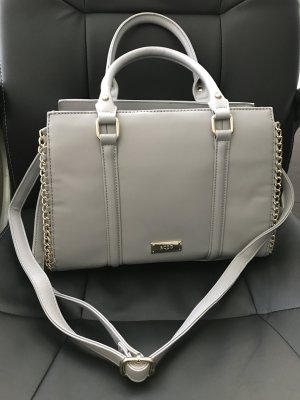 BCBG Handbag light grey-gold-colored