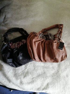 mister*lady Handbag black-brown