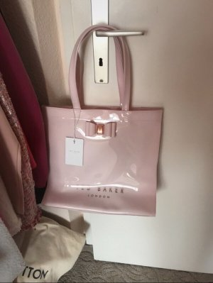 NEU Ted Baker Shopper Tasche mit Schleife rosa
