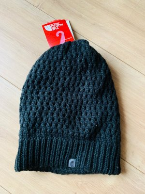 The North Face Crochet Cap black