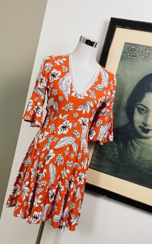 Neu Tommy Hilfiger Kleid Gr.34/36 Sommerkleid
