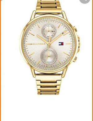 Neu! Tommy Hilfiger Multifunktionsuhr Dressed Up 1781916