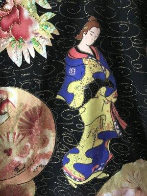 !!!!! NEU !!!!!   Top von FAUST COUTURE / Asien-Stil / wunderschöne Farben / tolle Details