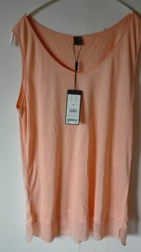 Sir Oliver Strappy Top apricot viscose