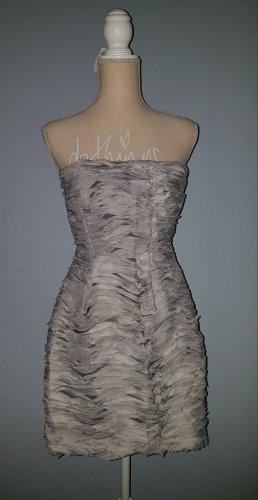 Topshop Bandeau Dress multicolored mixture fibre