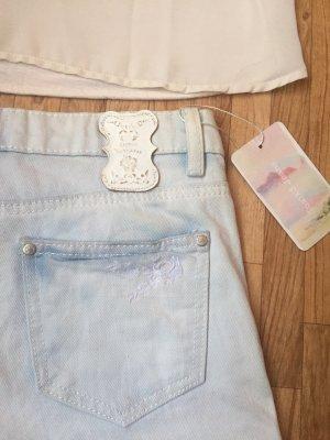 NEU Toxik3 Jeans Shorts, Größe: XS, mit Etikett