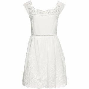 Bodyflirt Wedding Dress white-natural white viscose