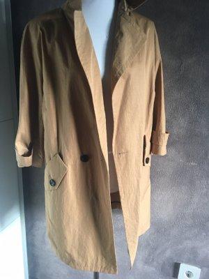 Madeleine Trench Coat camel