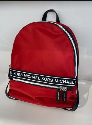 Michael Kors Backpack Trolley black-red