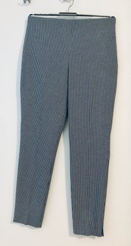 Polo Ralph Lauren 7/8 Length Trousers black-white cotton